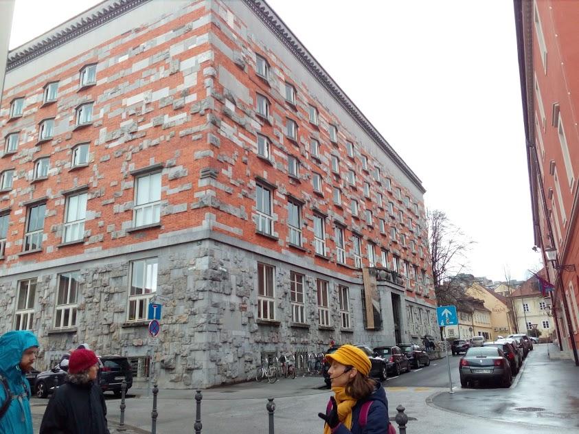 Националната библиотека Любляна