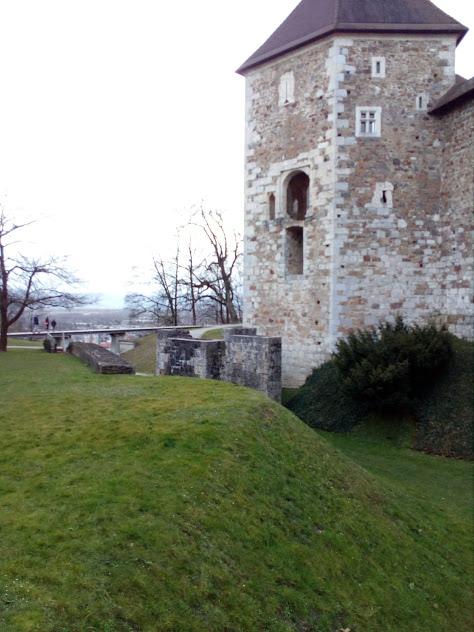 Замъкът в Любляна