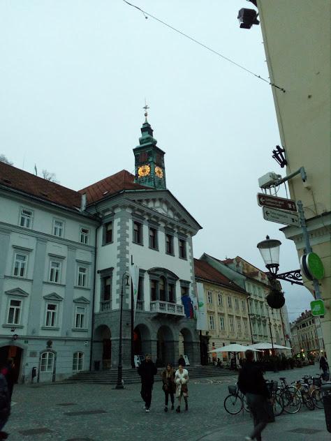 кметството Любляна