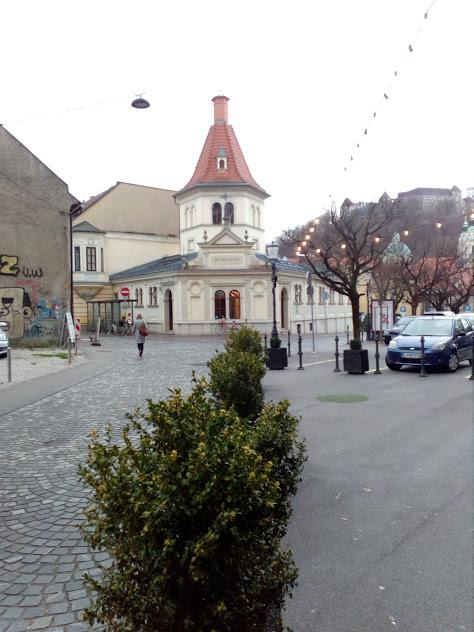 малки улички преди замъка