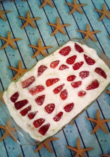 лесна ягодова торта