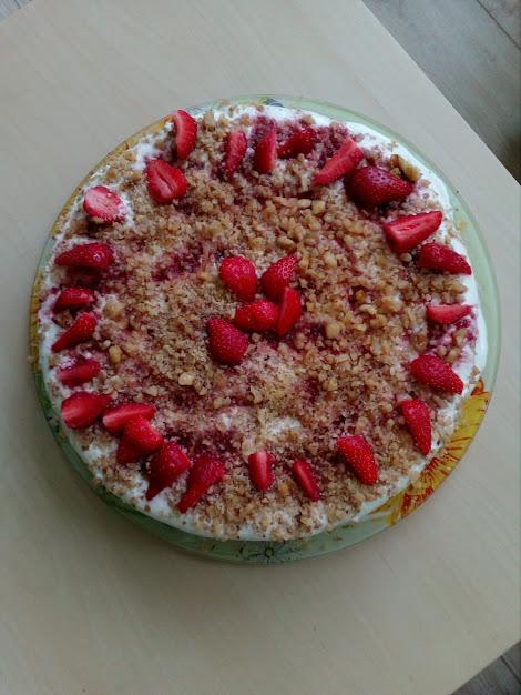вкусна и лесна рецепта за френска селска торта