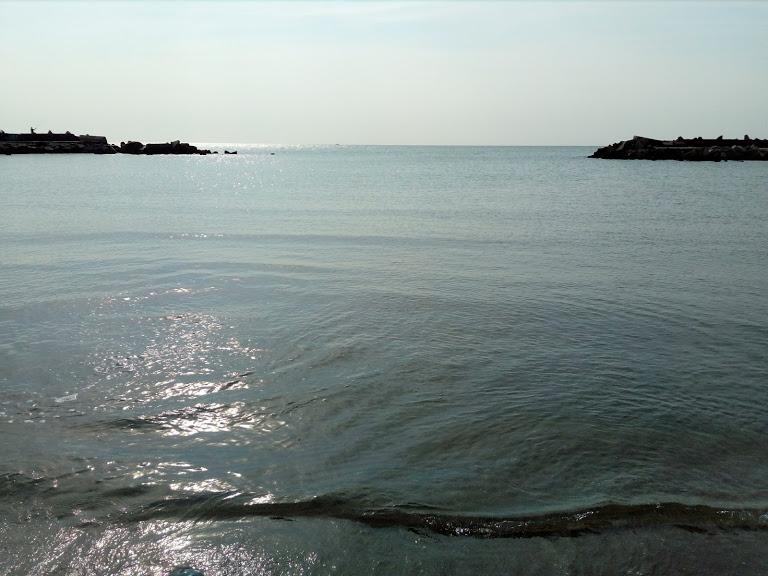 водата в залива