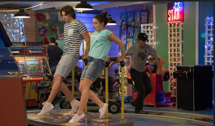 Ел и Лий танцуват