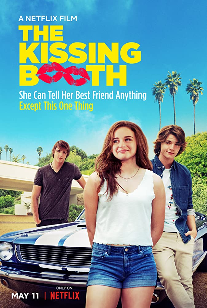 будка за целувки постер филм 1
