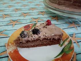 най-вкусната шоколадова торта