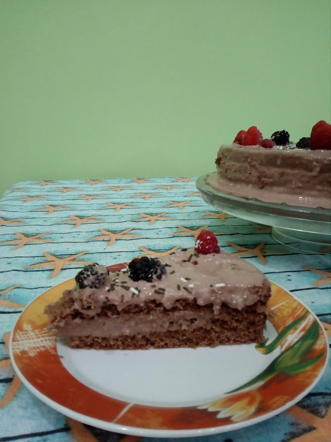 парче торта за добро настроение