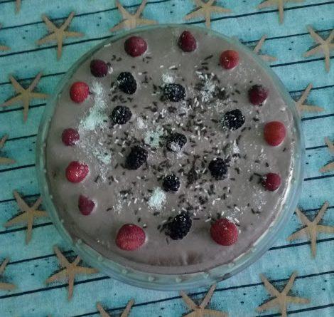 вкусна и лесна шоколадова торта рецепта