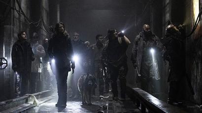 Групата в тунелите, еп. 2, сезон 11